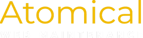 Atomical Web Maintenance
